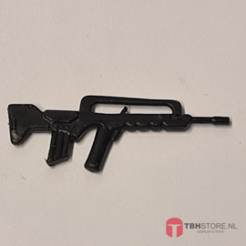 G.I. Joe Sub Machine Gun Dusty (v1) (v2)