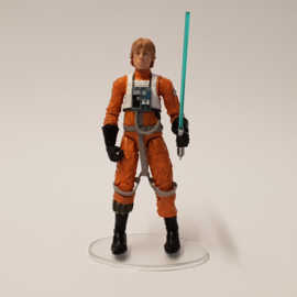 Star Wars Black Series 6 inch figure stands – Multi Peg - 5 stuks - Clear