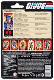 PRE-ORDER G.I. Joe Retro Collection Series Cobra Trooper