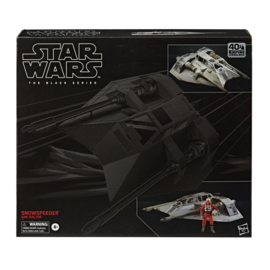 PRE ORDER Star Wars Black Series Episode V 2020 Snowspeeder & Dak Ralter