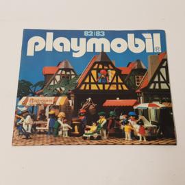 Playmobil Catalogus 1982 / 1983
