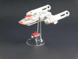 Die Cast Y-Wing Display Stand