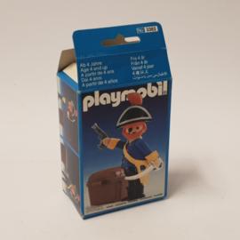 Playmobil 3382 - Pirate captain