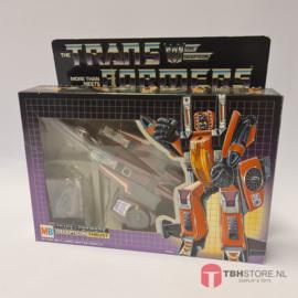 Transformers MB Thrust met doos