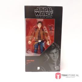 Star Wars Black Series Han Solo  #62 (open)