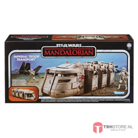 Star Wars Vintage Collection Mandalorian Imperial Troop Transport Vehicle