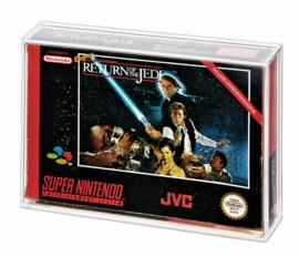 PRE-ORDER SNES/N64 (PAL/NTSC) Acrylic Display Case