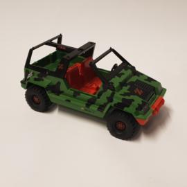 Action Force Z Force AF3 Jeep