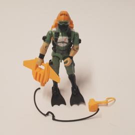 G.I. Joe Wet-Suit (v1) (Compleet)