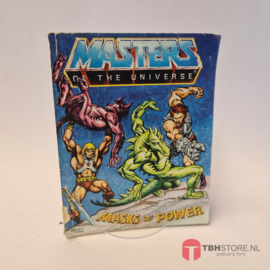MOTU Masters of the Universe Masks of Power