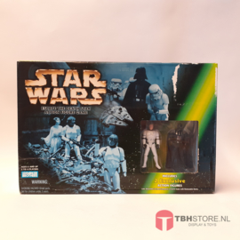 Star Wars POTF2 Green: Escape The Death Star Action Figure Game