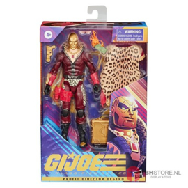 G.I. Joe Classified Series Profit Director Destro - Exclusive