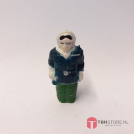 Vintage Star Wars Pencil Toppers - Han Solo Hoth Outfit