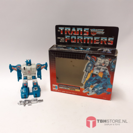 Transformers Topspin met doos