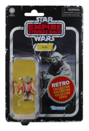 Star Wars Episode V Retro Collection Yoda
