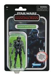 Star Wars The Mandalorian Vintage Collection Carbonized Imperial Death Trooper