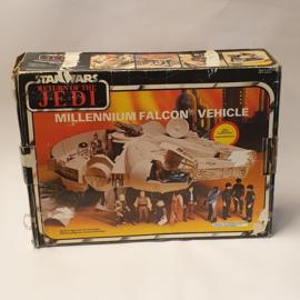 ROTJ Millennium Falcon met doos