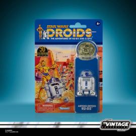 Star Wars: Droids Vintage Collection Action Figure 2021 Artoo-Detoo (R2-D2)