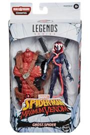 PRE-ORDER Marvel Legends Ghost-Spider (Spider-Man: Maximum Venom)
