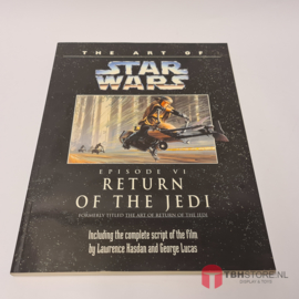 Star Wars The Art of Return of the Jedi