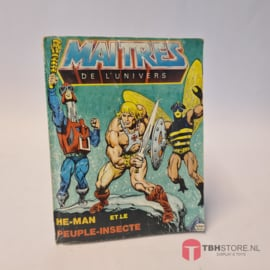 MOTU Masters of the Universe He-Man and the Insect People