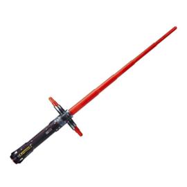 Star Wars Kylo Ren Force Action Electronic Lightsaber