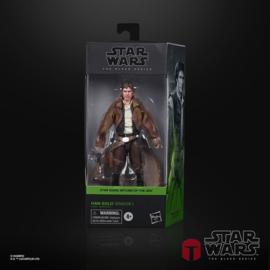 Star Wars Black Series Han Solo (Endor Trenchcoat)