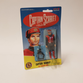 Captain Scarlet and the Mysterons Captain Scarlet MOC