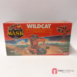 M.A.S.K. Wildcat sealed in doos