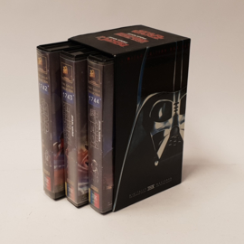 Star Wars Trilogy Videobanden set
