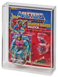 Masters of the Universe (MOTU) Deluxe Display Case