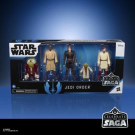 PRE-ORDER Star Wars Celebrate the Saga 5-Pack The Jedi Order