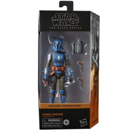 PRE-ORDER Star Wars The Black Series Koska Reeves