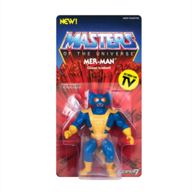MOTU Masters of the Universe Vintage Collection Mer-Man