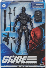 PRE-ORDER G.I. Joe Classified Series Snake Eyes