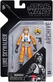Star Wars Black Series Archive Luke Skywalker Pilot