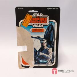 Vintage Star Wars Cardback Rebel Soldier 31 back