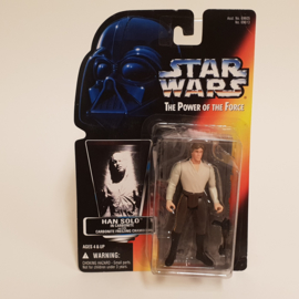Star Wars POTF2: Han Solo in Carbonite