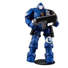 PRE-ORDER Warhammer 40k Action Figure Ultramarines Reiver with Bolt Carbine 18 cm