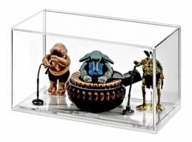 Star Wars Loose Sy Snootles & Rebo Band Display Case