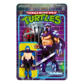 TMNT Teenage Mutant Ninja Turtles ReAction Shredder (Beschadigde verpakking)