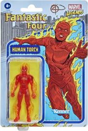 Marvel Retro 3.75 inch Retro Collection Human Torch