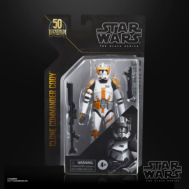 PRE-ORDER Star Wars The Black Series Archive Commander Cody