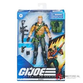 G.I. Joe Classified Series Duke (Variant)