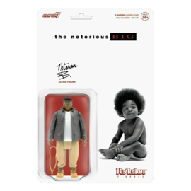 Notorious B.I.G. ReAction Action Figure Notorious B.I.G. 10 cm