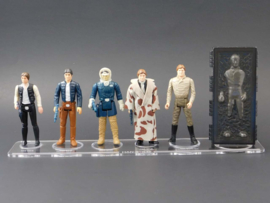 Han Solo display stand