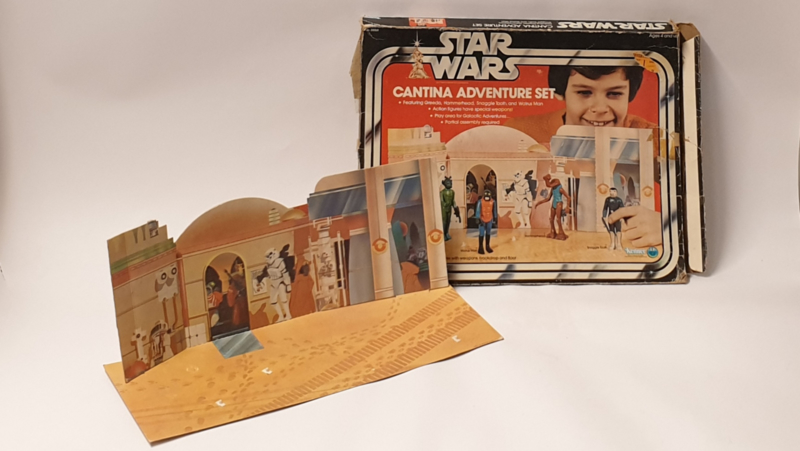 Star Wars Cantina Adventure Set met doos