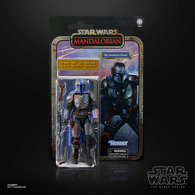 PRE-ORDER Star Wars The Black Series Credit Collection Mandalorian (Amazon Exclusive)