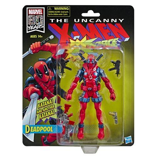 PRE-ORDER Marvel Legends Deadpool Action Figure - Exclusive