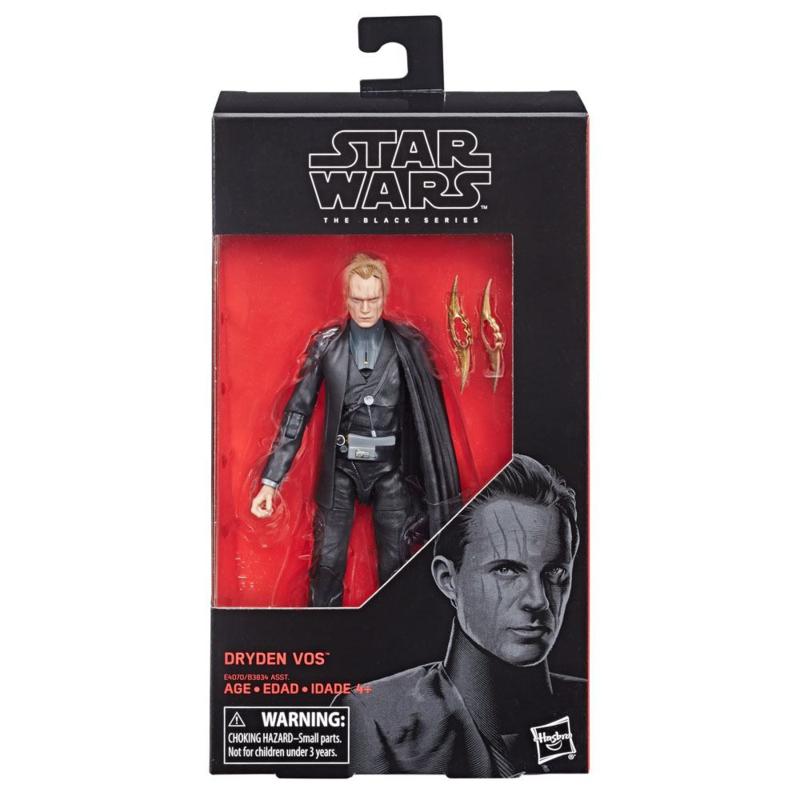 Star Wars Black Series Dryden Vos #79